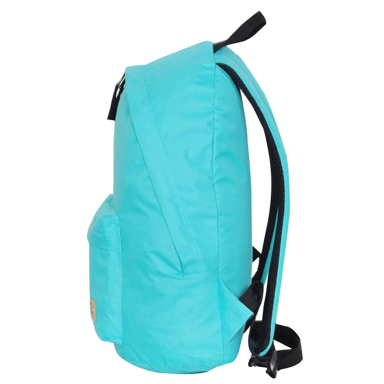 Everest Vintage Backpack - Aqua Blue