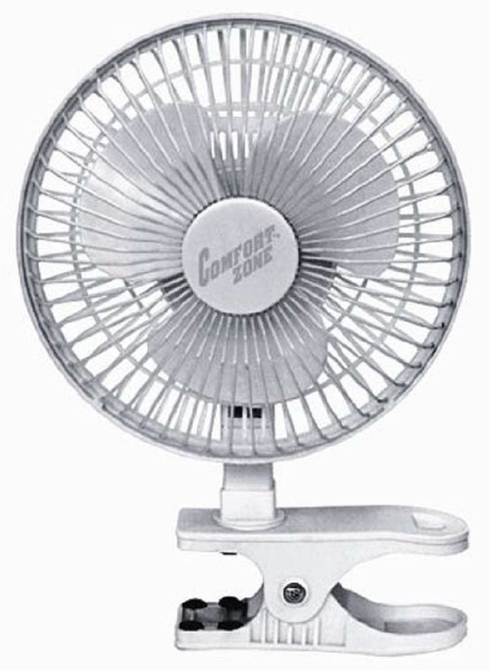 Bunk Junk Clip-on Fan