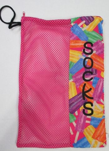 Bunk Junk Ice Pop Sock Bag