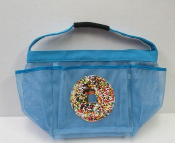Bunk Junk Mesh Donut Bag