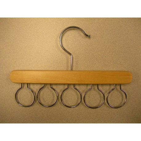 Proman Wooden Belt Hanger