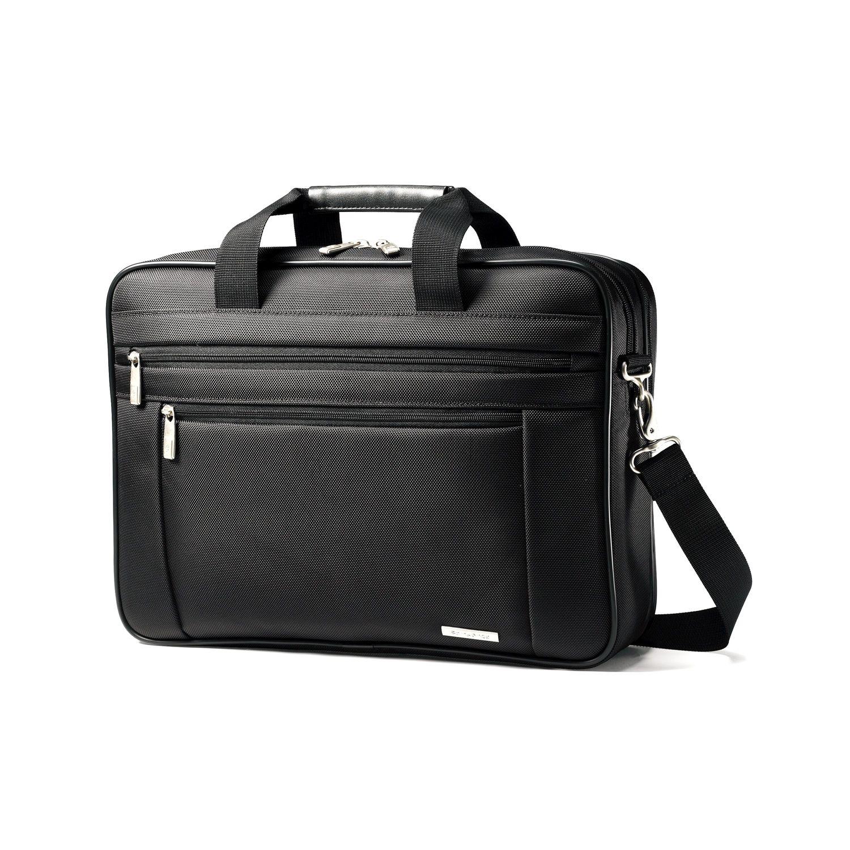 dbfbb68a82f73 Samsonite Classic Business 2 Gusset Laptop Bag - 17