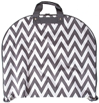 Chevron Fashion Garment Bag 9929 Color Garment Gray