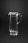 Lucite Round 1 1/2 Qt Pitcher INCLUDES ENGRAVING