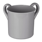 Washing Cup Powder Coated - Light Gray