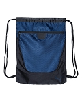 Puma Drawstring Gym / Camp Bag (Navy/Black)