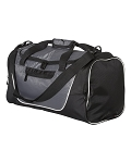 Puma Duffel Bag (Gray/Black)