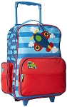 Stephen Joseph Classic Rolling Luggage (Airplane)