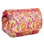 J World Thomas Messenger Color Pink Paisley