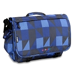 J World Thomas Messenger Color Block Navy