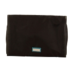 Hadaki Nylon Toiletry Pod Roll-up Black