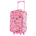 Olympia Kids 19 Inch Carry-On Luggage (Owl)