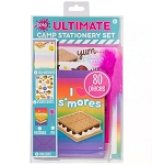 S'MORES ULTIMATE CAMP STATIONERY SET