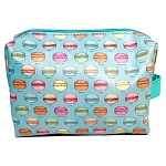 Sugar Lulu LARGE Glam Cosmetic Bag (High Tea)