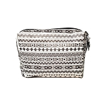 Sugar Lulu SMALL Glam Cosmetic Bag (Rebel Chic)