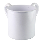 Washing Cup Powder Coated - White
