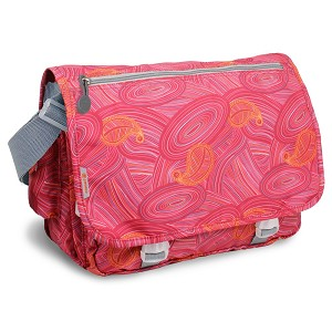 J World Thomas Messenger Color Paisley