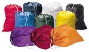Laundry Bag Assorted Colors