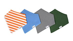 Baby Bandana Drool Bibs for Drooling and Teething