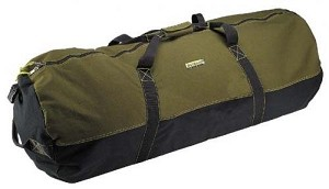Ledmark Heavyweight Cotton Canvas Outback Duffel Bag CHOOSE A SIZE