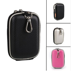 Hard Shock Resistant Compact Digital Camera Case Protective Bag Pouch CHOOSE A COLOR