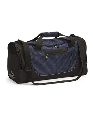 a53a77ba66 Puma Duffel Bag (Navy/Black)