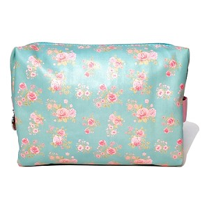Sugar Lulu LARGE Glam Cosmetic Bag (Secret Garden)