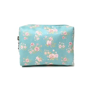 Sugar Lulu SMALL Glam Cosmetic Bag (Secret Garden)
