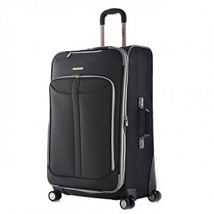 "Olympia Tuscany Series 30"" Expandable Rolling Suitcase Carry-on"