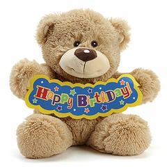 PackSun Happy Birthday Bear