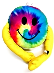 Tie Dye Smile Hug Me Pillow
