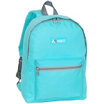 Everest Basic Backpack - Aqua Blue