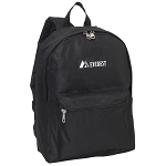 Everest Basic Backpack - Black