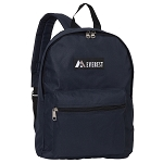 Everest Basic Backpack- Navy