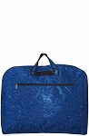 Sparkle Garment Bag (Royal Blue)