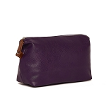 Croft Leather Dopp/Cosmetic Pouch