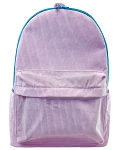 Lavender Corduroy Backpack