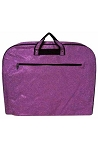 Sparkle Garment Bag (Lavender)
