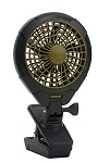 Camping 5 Inch Battery Powered Clip Fan