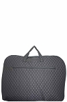 Quilted Garment Bag (Gray)