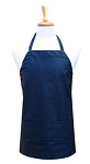 Washed Denim Navy Utility Apron