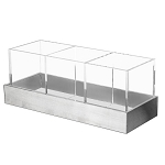 MetaLucite Silverware Caddy