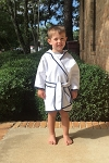 Child / Infant Bath Robe CHOOSE A COLOR