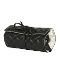 Whitley Travel Jewelry Roll (Black)