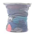 Fine Mesh Zip Net Laundry Bag 24
