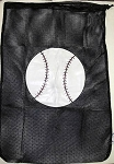 Baseball Mesh Laundry Bag
