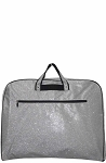Sparkle Garment Bag (Silver)