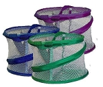 "Mesh Bathroom/Shower Caddy 8""x6"""