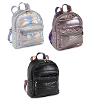 Puffer Mini Backpacks