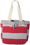 Pro-Weave Beachcomber Bag (Red Stripe)